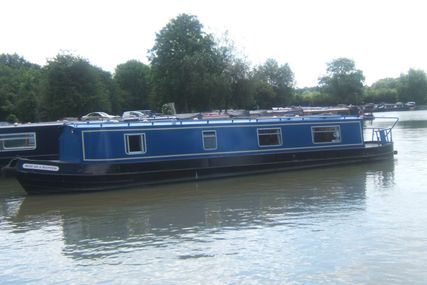 Durham Steelcraft Cruiser Stern Narrowboat for sale in United Kingdom for £34,950