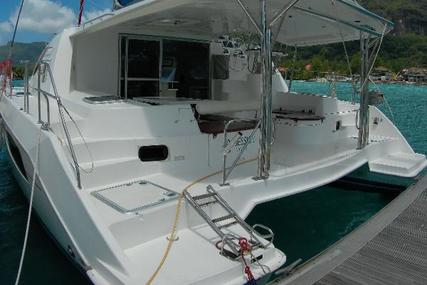 Leopard 44 for sale in Seychelles for €339,000 (£304,590)