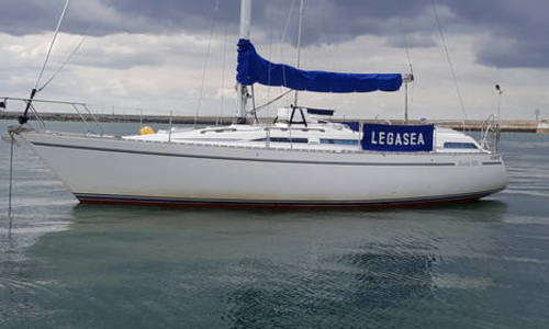 Image of Moody 346 for sale in United Kingdom for €32,000 (£26,940) Dun Laoghaire, United Kingdom