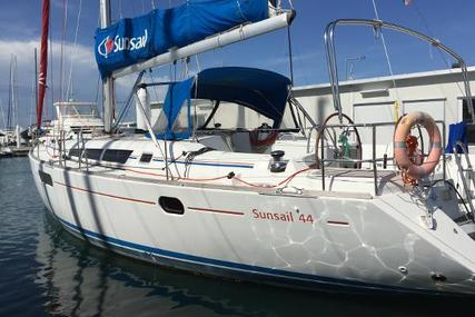 Jeanneau Sun Odyssey 44i for sale in Thailand for €112,500 (£101,081)