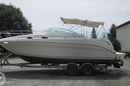 Sea Ray 260 Sundancer for sale in United States of America for $23,750 (£18,906)