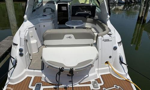 Image of Monterey 295 Sport Yacht SY for sale in United States of America for $149,900 (£114,546) Bay Shore, New York, United States of America