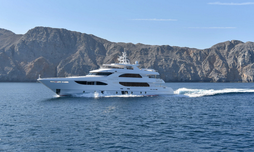 Image of Majesty 135 for sale in Spain for $9,750,000 (£7,809,997) Spain