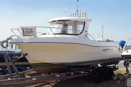 Quicksilver 640 Fisherman for sale in United Kingdom for £17,500