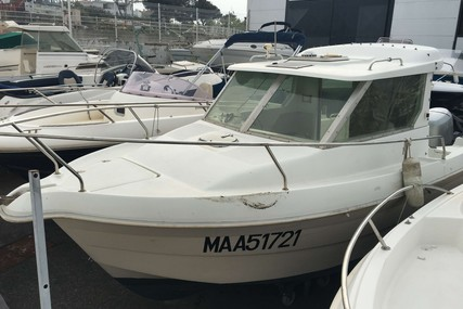 Quicksilver 605 Pilothouse for sale in France for €13,900 (£12,537)