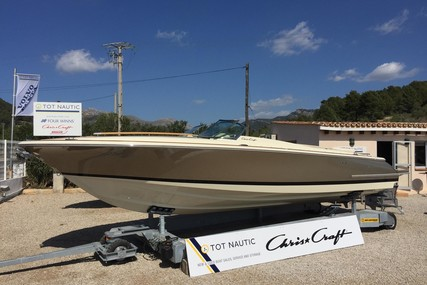 Chris-Craft 28 Corsair for sale in Spain for €229,000 (£205,756)