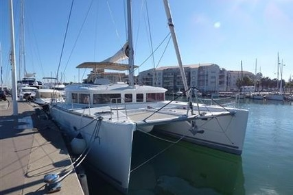 Lagoon 450 for sale in France for €475,000 (£426,786)