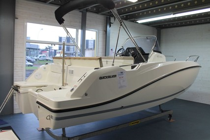 Quicksilver 605 for sale in France for €29,500 (£26,462)