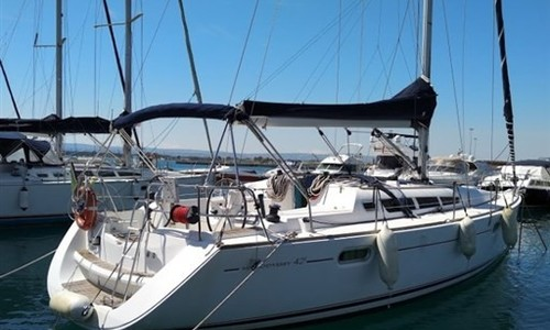 Image of Jeanneau Sun Odyssey 42i for sale in Italy for €78,000 (£64,850) palermo, Sicilia, palermo, Sicilia, Italy