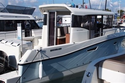 Quicksilver 905 for sale in Italy for €95,000 (£83,904)