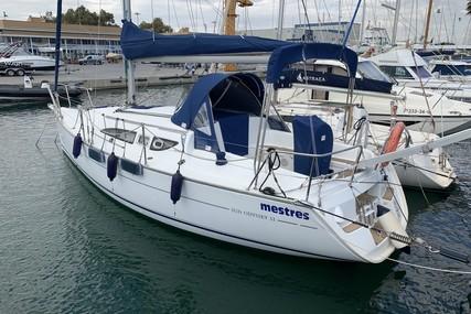 Jeanneau Sun Odyssey 32 for sale in Spain for €55,000 (£49,417)