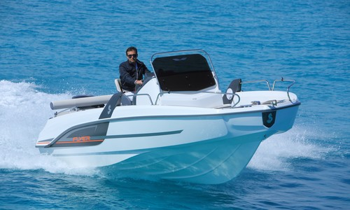Image of Beneteau Flyer 6.6 Spacedeck for sale in Spain for €49,000 (£43,939) Dénia, Alicante, Spain