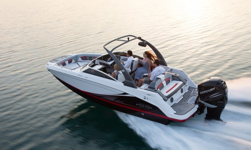 Image of Four Winns HORIZON 220 OB RS for sale in Germany for €55,700 (£49,326) Alsdorf, , Germany