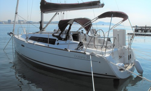 Image of Beneteau Oceanis 31 for sale in France for €62,000 (£51,992) LA SEYNE SUR MER, LA SEYNE SUR MER, France