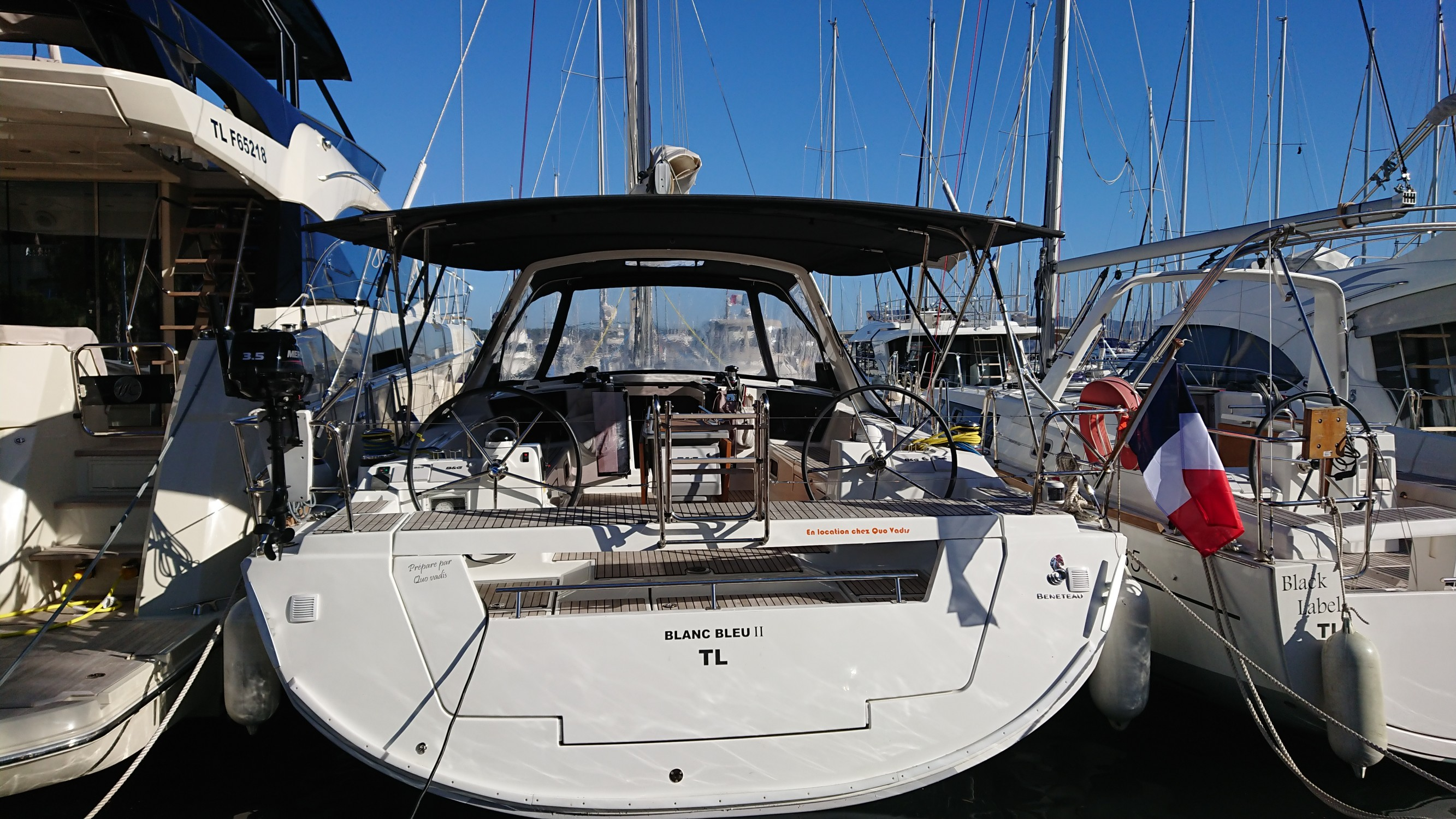 Beneteau Oceanis 45 For Sale In France For 208 334