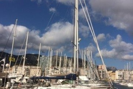 Beneteau First 44.7 for sale in France for €105,000 (£88,776)