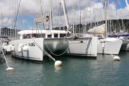 Lagoon 400 for sale in France for €259,500 (£234,784)