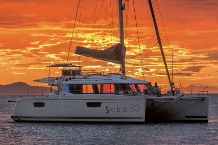 Fountaine Pajot Saba 50 for sale in Greece for €375,000 (£343,048)