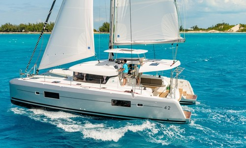 Image of Lagoon 42 for sale in  for €425,000 (£361,788) Seget Donji,
