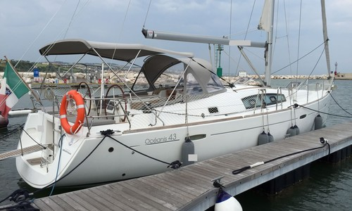 Image of Beneteau Oceanis 43 for sale in  for €115,000 (£102,205) Via Mazzola 9, ANCONA,