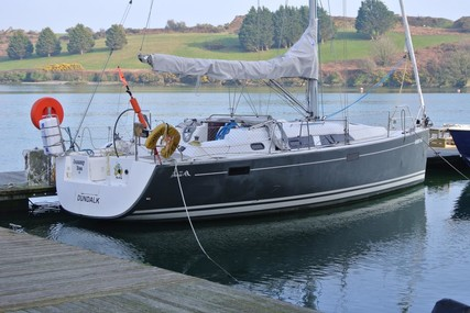 Hanse 350 for sale in Ireland for €59,950 (£52,734)