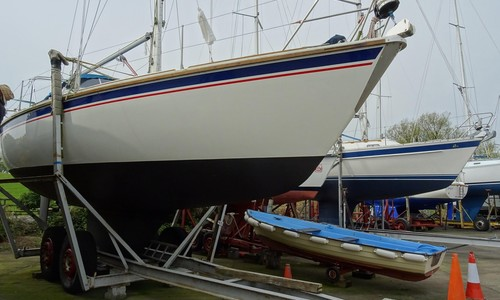 Image of Westerly Marine WESTERLY 38 RANGER for sale in United Kingdom for £47,500 BELFAST, Royaume Uni, United Kingdom