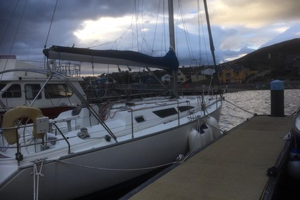 Jeanneau Sun Odyssey 40 for sale in Ireland for €69,500 (£58,707)