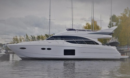 Image of Princess 56 for sale in Finland for €1,098,000 (£984,021) HELSINKI, , Finland