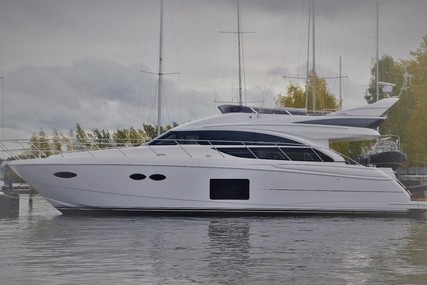Princess 56 for sale in Finland for €1,098,000 (£993,422)