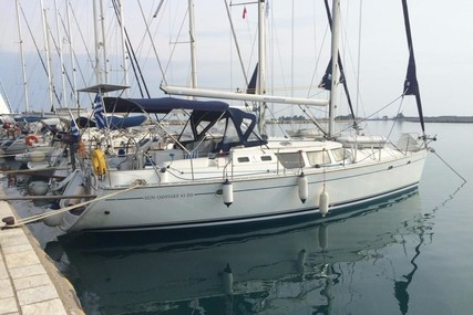 Jeanneau Sun Odyssey 43 DS for sale in Greece for €79,900 (£71,618)