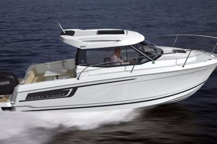 Jeanneau Merry Fisher 695 for sale in Ireland for €58,265 (£49,135)