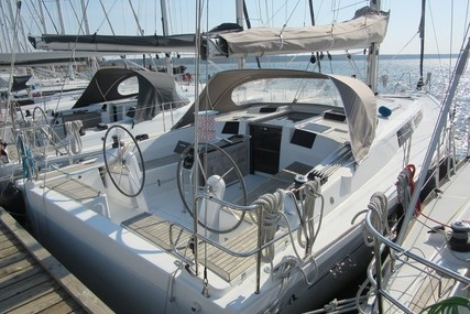 Hanse 385 for sale in Germany for €109,000 (£98,044)