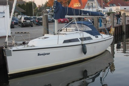 Hanse 320 for sale in Germany for €52,000 (£46,773)