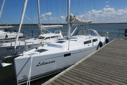 Hanse 385 for sale in Germany for €119,500 (£107,488)