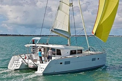 Lagoon 400 S2 for sale in Turkey for €270,000 (£230,415)