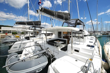 Lagoon 39 for sale in Croatia for €340,000 (£305,824)