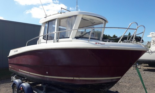 Image of Jeanneau Merry Fisher 6 Marlin for sale in France for €20,000 (£17,904) Pornic, , France