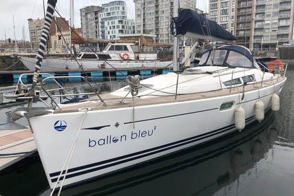 Jeanneau Sun Odyssey 39i for sale in Belgium for €80,570 (£72,272)
