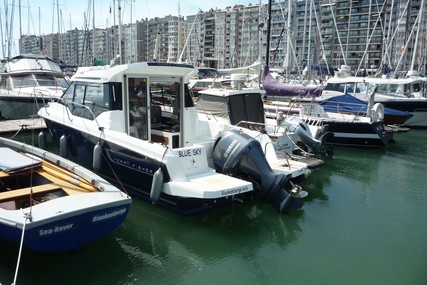 Jeanneau Merry Fisher 795 for sale in Belgium for €67,500 (£60,649)