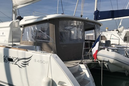 Lagoon 450 for sale in France for €445,000 (£393,172)