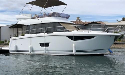 Image of Jeanneau Velasco 37 F for sale in France for €255,000 (£233,692) CAP D'AGDE, , France