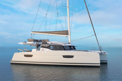 Fountaine Pajot New 45 for sale in France for €435,760 (£390,879)
