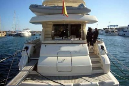 Astondoa 72 for sale in Spain for €590,000 (£531,694)