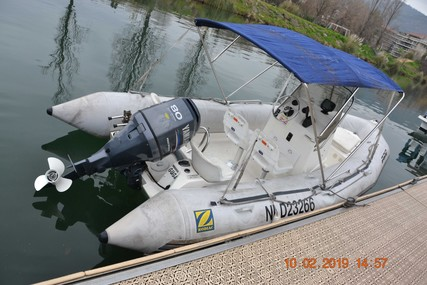 Zodiac 550 Pro Open for sale in France for €9,000 (£8,095)
