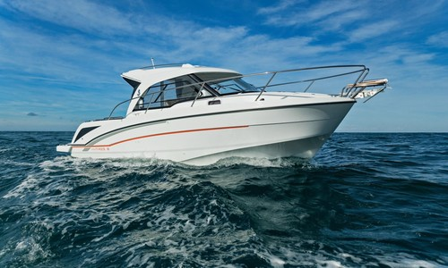 Image of Beneteau Antares 8 OB for sale in France for €76,000 (£67,325) Antibes, ANTIBES, France
