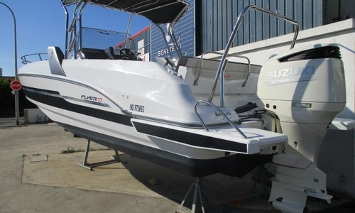 Image of Beneteau Flyer 7.7 Spacedeck for sale in France for €65,400 (£56,276) NOIRMOUTIER, , France
