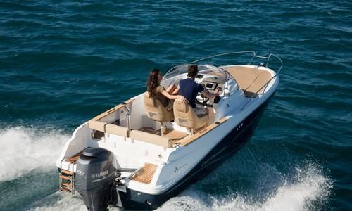 Image of Jeanneau Cap Camarat 6.5 WA for sale in Croatia for €42,990 (£36,992) D-MARIN Dalmacija, Sukošan, Croatia