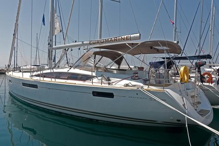 Jeanneau Sun Odyssey 53 for sale in Croatia for €189,000 (£170,296)