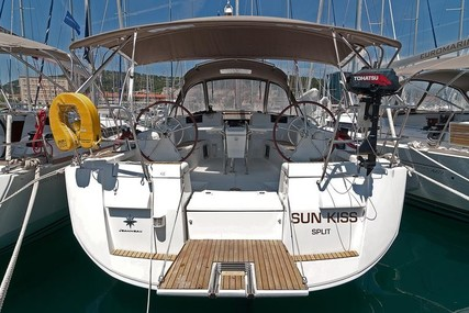 Jeanneau Sun Odyssey 439 for sale in Croatia for €137,000 (£118,243)