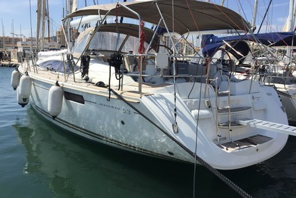 Jeanneau Sun Odyssey 53 for sale in France for €220,000 (£199,046)